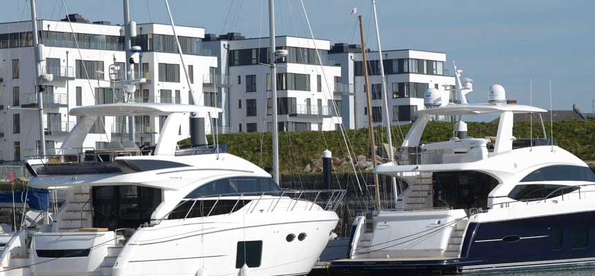 Photo of Quadrant Quay at Plymouth Millbay
