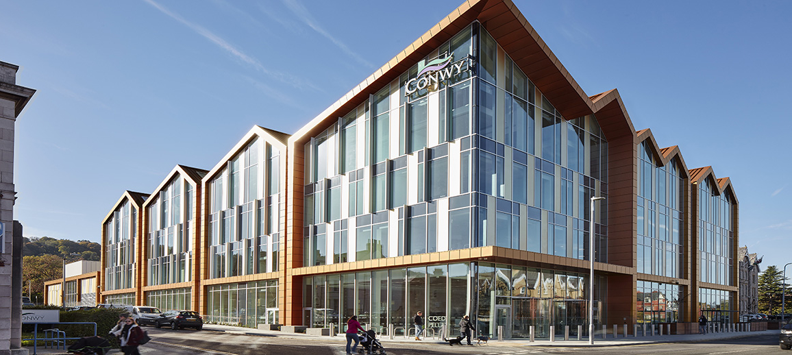 Colwyn Bay Civic Office
