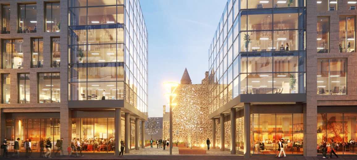 Marischal Square Aberdeen Muse Developments