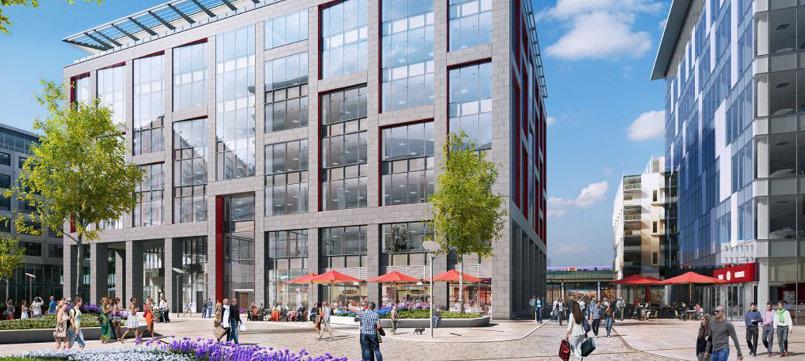 One New Bailey, Salford Central