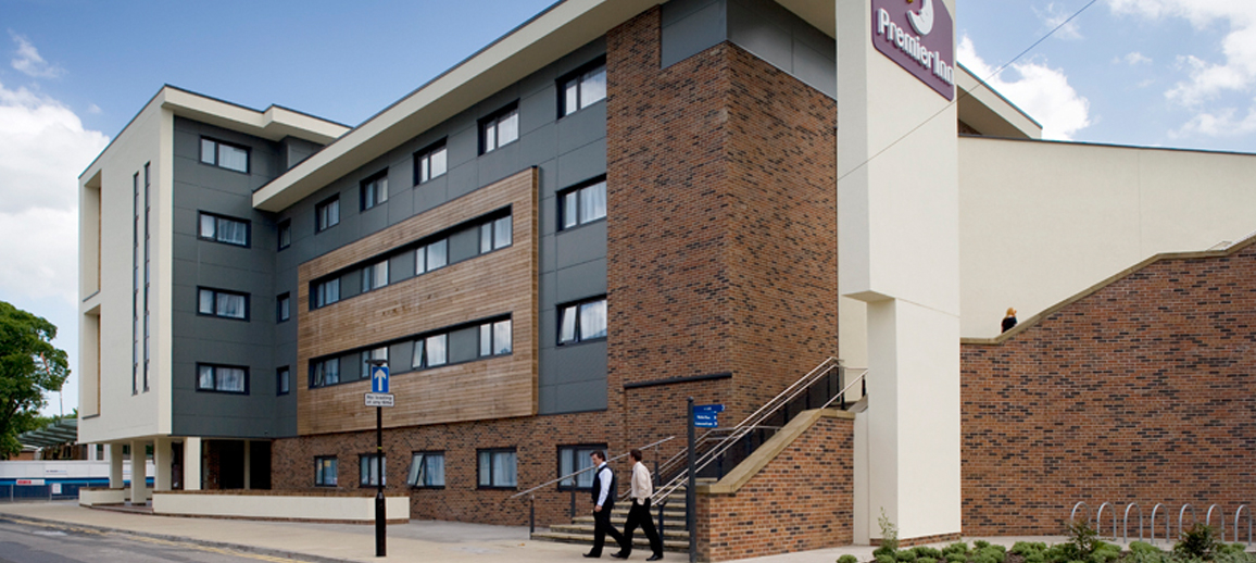 Photo of the Premier Inn hotel at Durham Walkergate