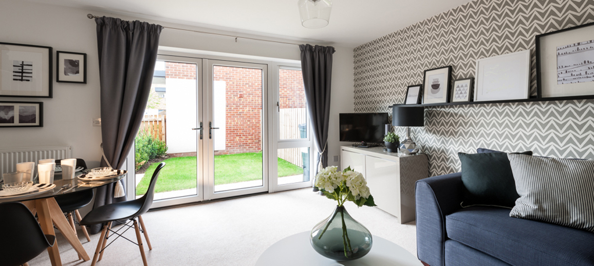 Photo of The Gables show home, Doncaster