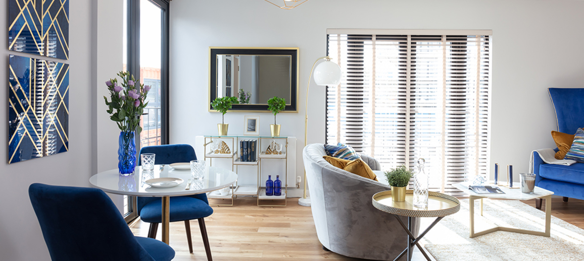 Wapping wharf Phase 2 internal showhome