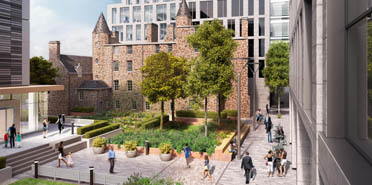 Photo of Marischal Square, Aberdeen