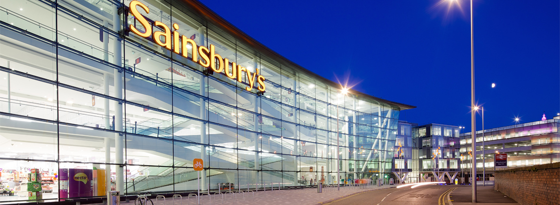 Photo of Sainsbury's at Talbot Gateway, Blackpool