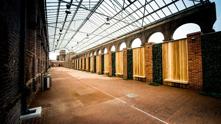 Carriage Shed