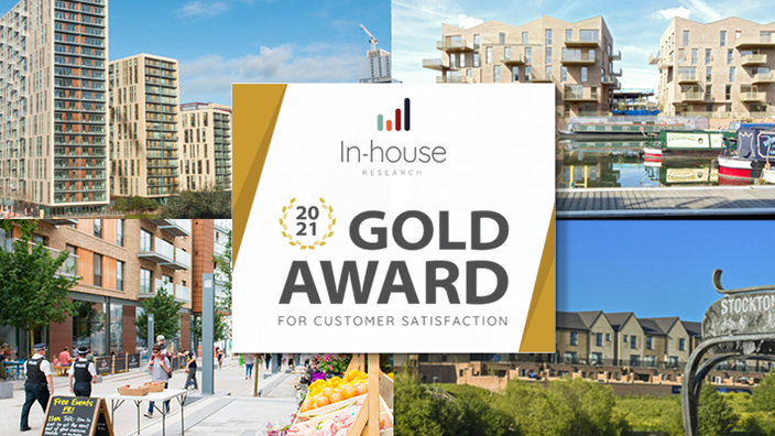 In House Gold Award