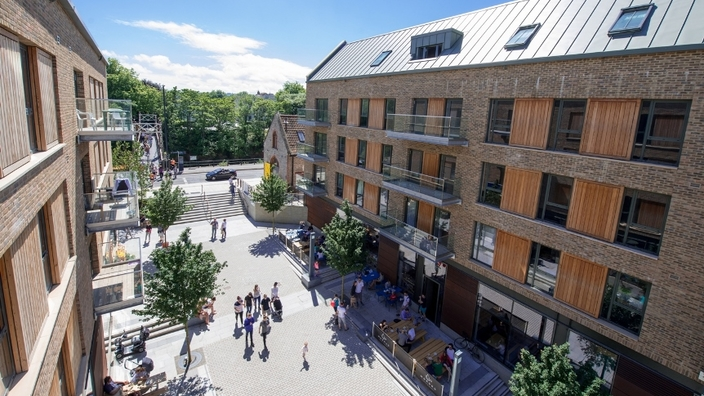 Wapping Wharf phase one